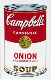 Serigrafía Warhol (After) - Campbell´s Soup Can