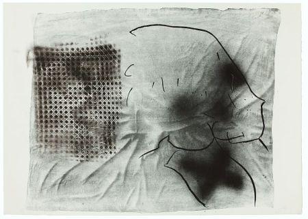 Litografía Tàpies - Cannage