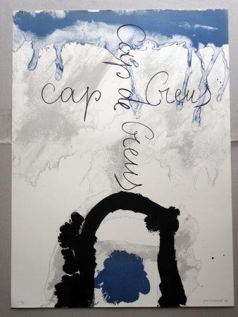Litografía Guinovart - Cap de Creus