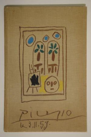 Libro Ilustrado Picasso - Carnet de la Californie