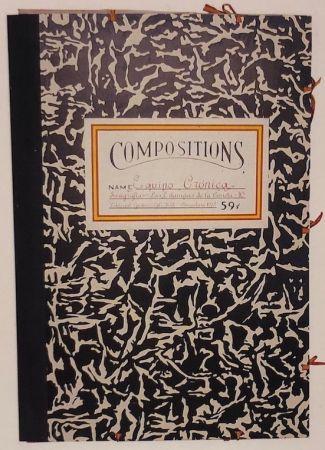 Serigrafía Equipo Cronica - Carpeta compositions