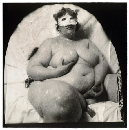 Fotografía Peter Witkin - Carrot Cake #1