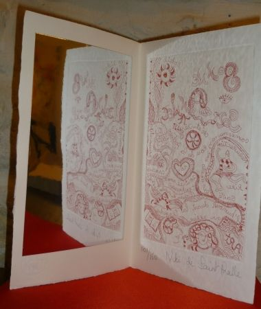Múltiple De Saint Phalle - Carte de voeu