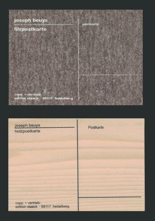 Serigrafía Beuys - Cartes Postales