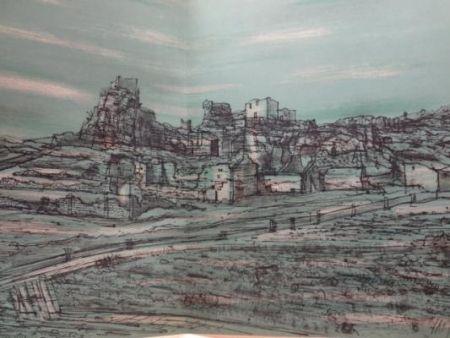 Libro Ilustrado Carzou - Carzou — Provence
