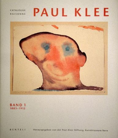 Libro Ilustrado Klee - Catalogue raisonné.
