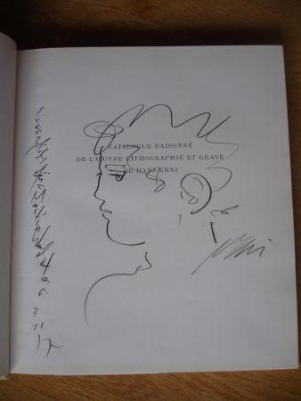 Libro Ilustrado Erni - Catalogue raisonné de l'oeuvre lithographié et gravé de Hans Erni. Tome premier: Lithographies de 1930 à 1957 [with] Tome deuxième: Lithographies de 1958 à 1970.