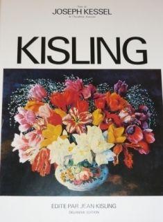 Libro Ilustrado Kisling - Catalogue raisonné tome 1