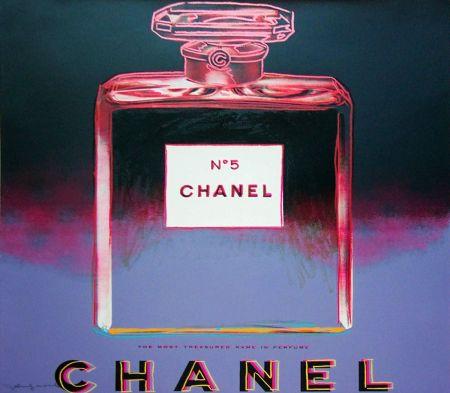Serigrafía Warhol - Chanel (FS II.354)