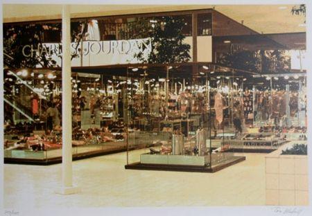Serigrafía Blackwell - Charles Jourdan Galleria