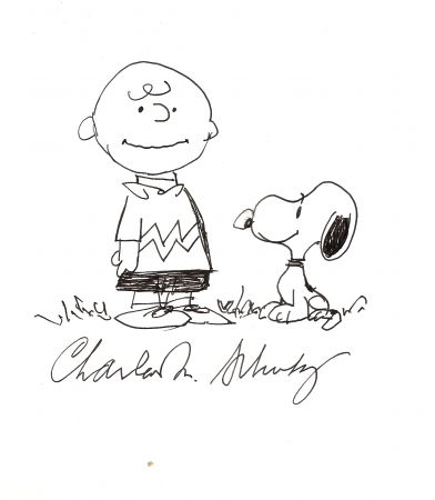 Sin Técnico Schulz - Charlie Brown and Snoopy