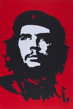 Serigrafía Warhol (After) - Che Guevara II.