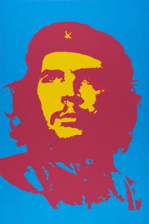 Serigrafía Warhol (After) - Che Guevara III.