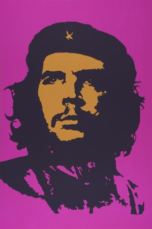 Serigrafía Warhol (After) - Che Guevara V.
