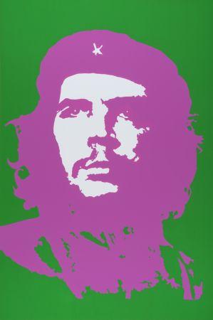Serigrafía Warhol (After) - Che Guevara VIII.