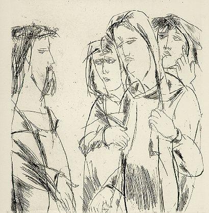 Libro Ilustrado Guidi - Chemin de Croix