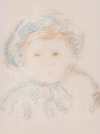 Sin Técnico Cassatt - Child in a Bonnet