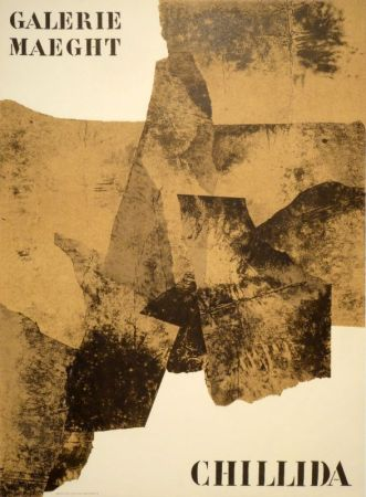 Cartel Chillida - Chillida