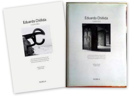 Libro Ilustrado Chillida - Chillida Catalogue Raisonné of Sculpture Vol. I - Vol. II