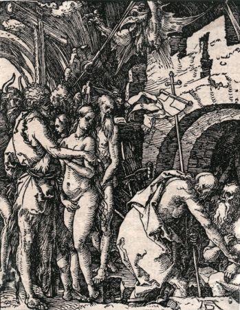 Grabado En Madera Durer - Christ in Limbo
