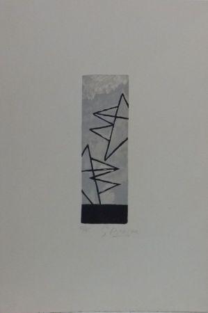 Litografía Braque -