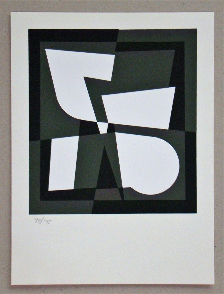 Serigrafía Vasarely - Cingsha
