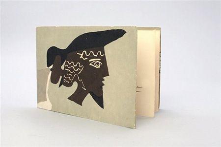 Libro Ilustrado Braque - Cinq poésie en hommage à Braque