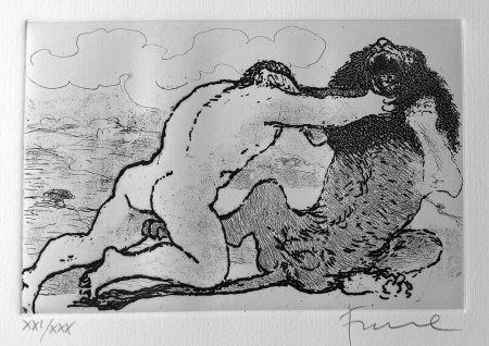 Libro Ilustrado Fiume - Cinque acqueforti per i poeti greci tradotti da Salvatore Quasimodo.