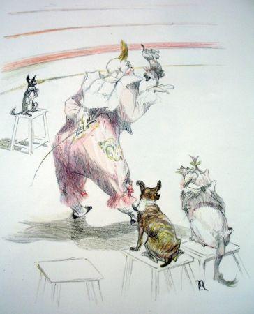 Litografía Roig - Cirque / Circus