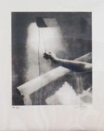 Serigrafía Bustamante - Clair obscur