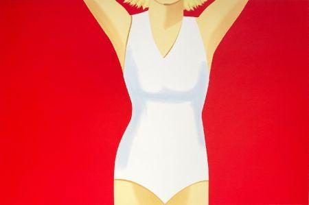 Serigrafía Katz - Coca-Cola Girl #2