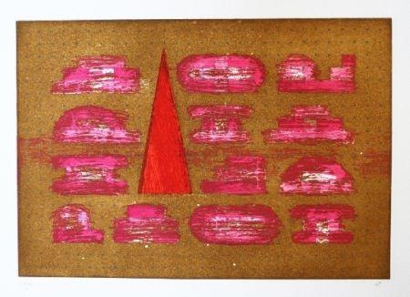 Aguafuerte Y Aguatinta Rojo - Codices 5