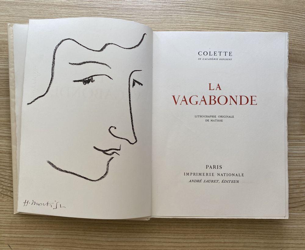 Libro Ilustrado Matisse -  Colette
