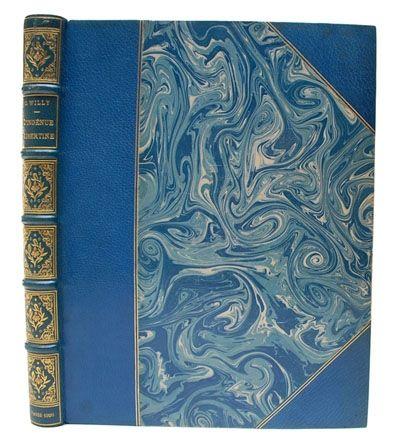 Libro Ilustrado Icart - Colette - L'Ingénue libertine - eaux-fortes de Louis Icart