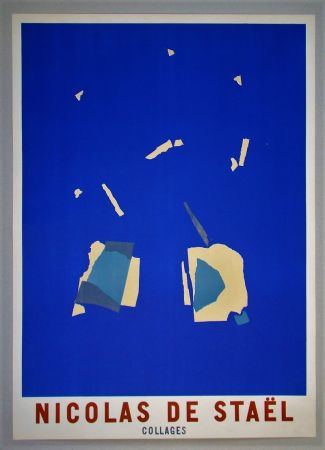 Cartel De Stael - Collages