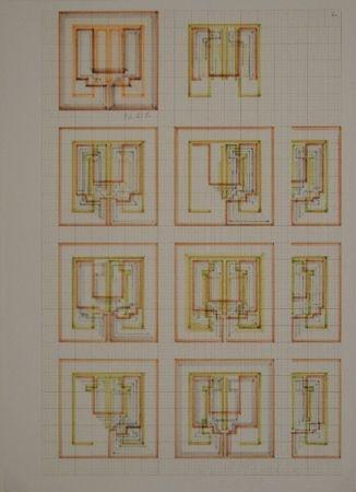 Monotipo Gerstner - Color Lines CL 21C