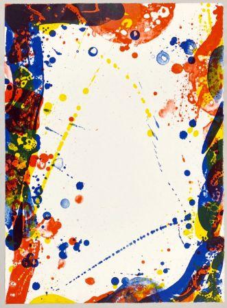 Litografía Francis - Colors in Space II