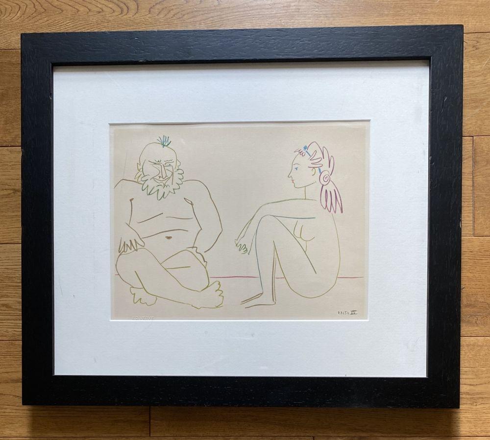 Sin Técnico Picasso - Comédie Humaine 27/1/54.XIV