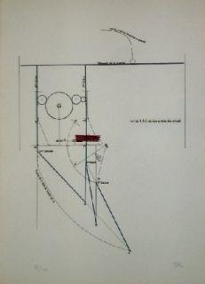 Aguafuerte Y Aguatinta Ray - COMBAT DE BOXE