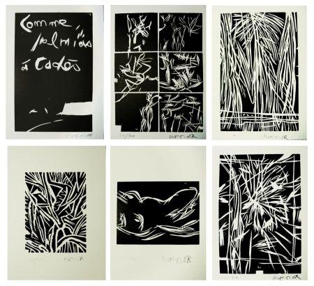Libro Ilustrado Huftier - Comme Palmiers à Cadès