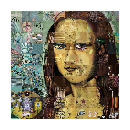 Cartel Ary Kp - Comme un air de Mona…