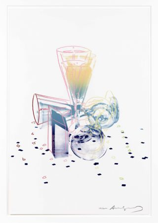 Serigrafía Warhol - Committee 2000
