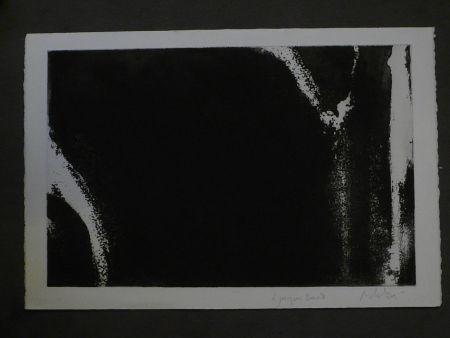 Aguatinta Debré - Composition