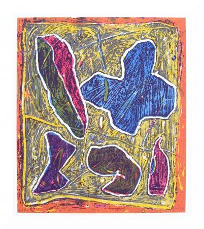 Litografía Humair - Composition