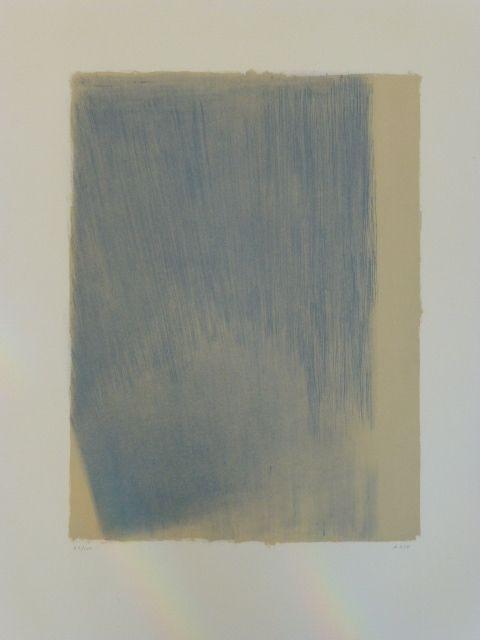 Litografía Asse - Composition