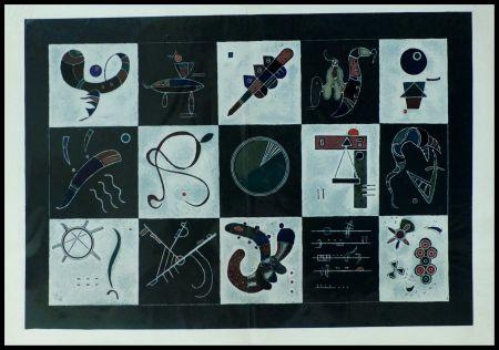 Litografía Kandinsky (After) - COMPOSITION