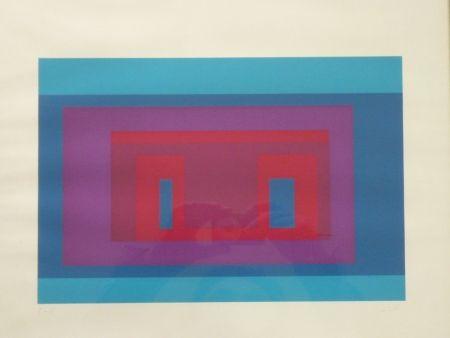 Serigrafía Albers - Composition