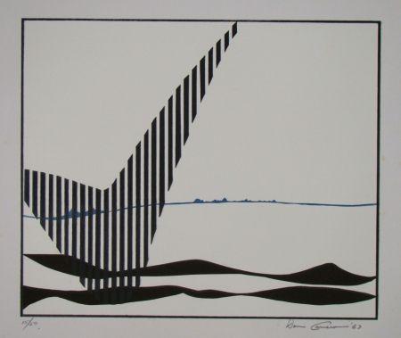 Litografía Don - Composition