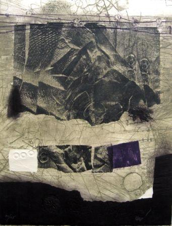 Grabado Clavé - Composition