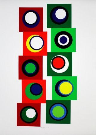 Serigrafía Claisse - Composition